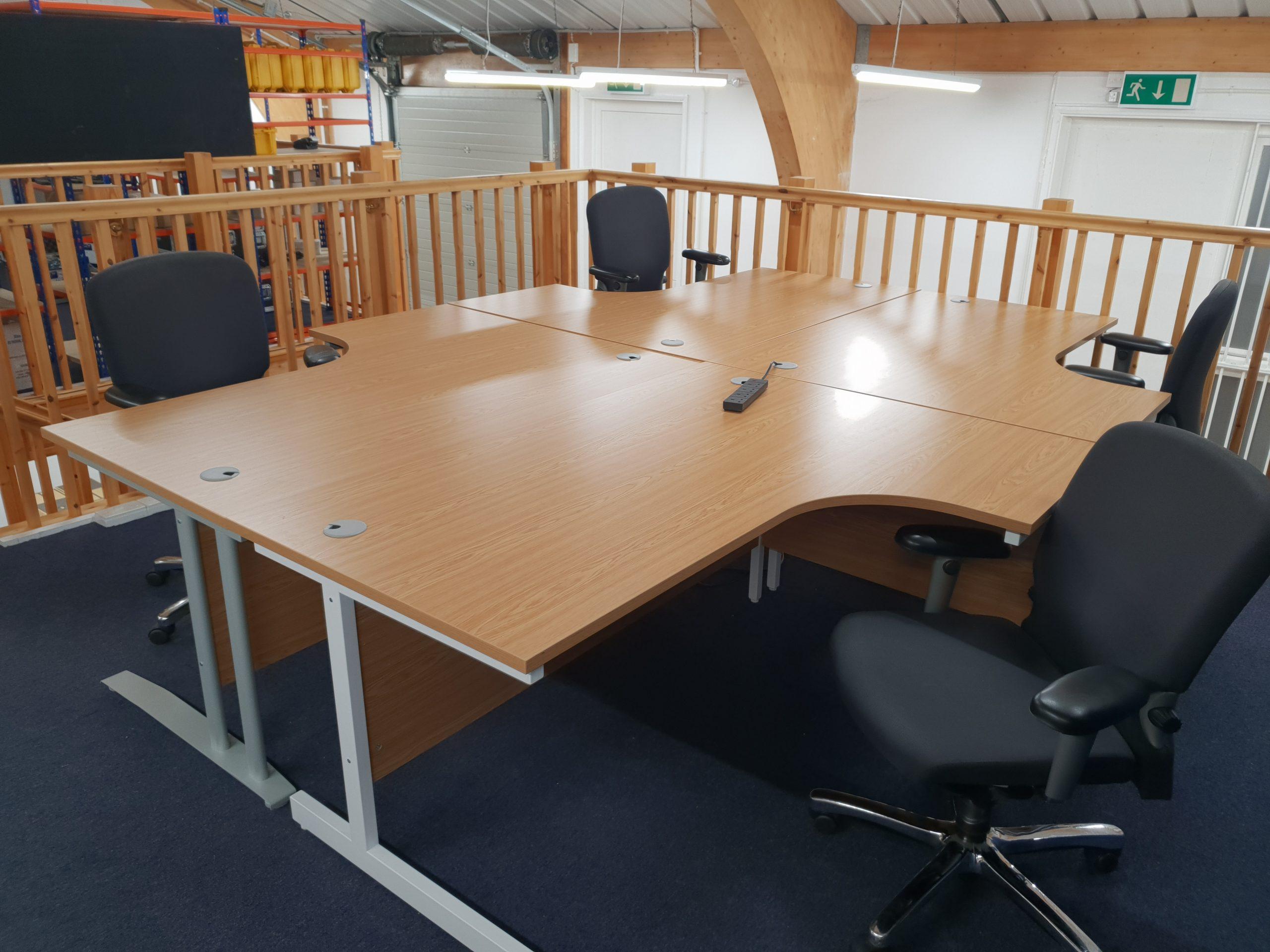 Commited Desks